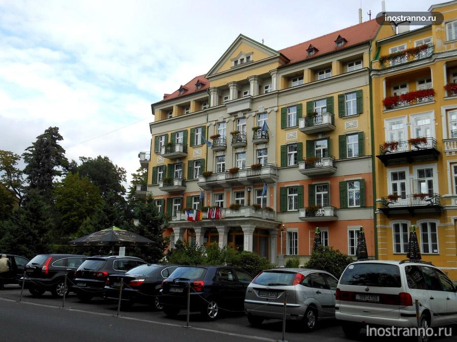 отель павлик франтишковы лазне