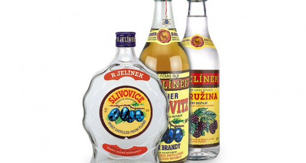 Бехеровка, Сливовица и другие чешские напитки