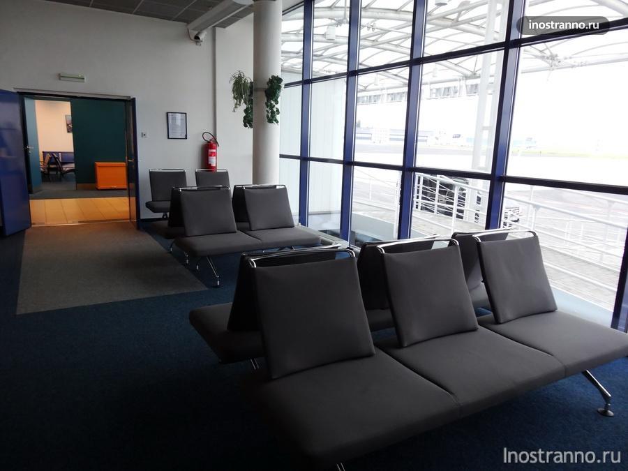 VIP терминал аэропорт Праги