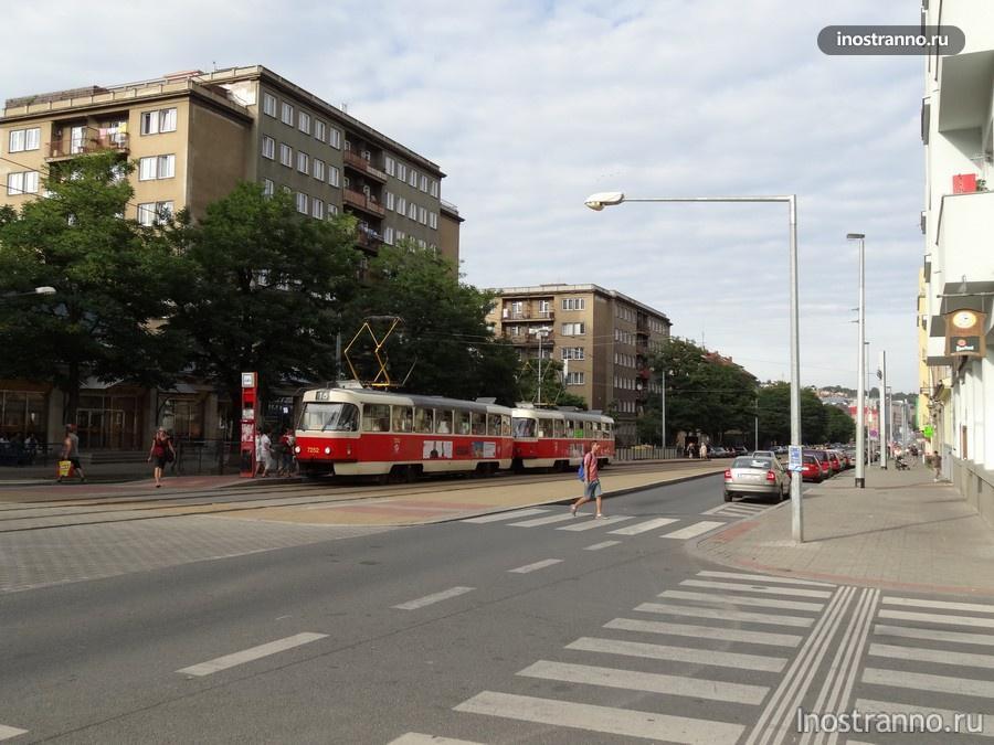 чистые улицы Праги