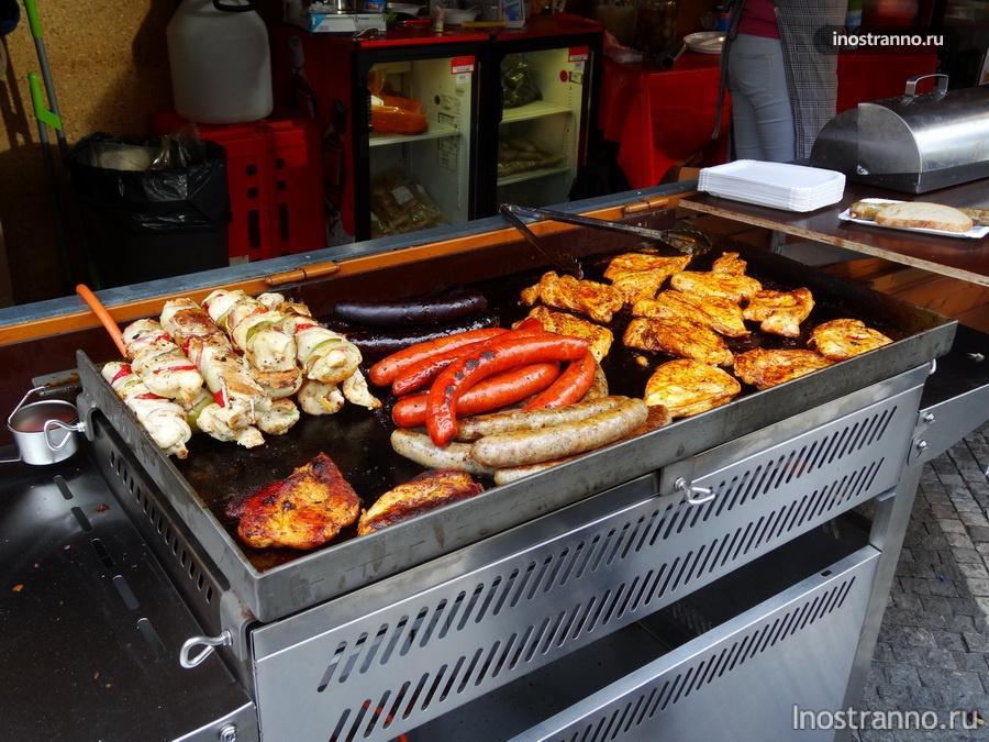 Вацлавские колбаски