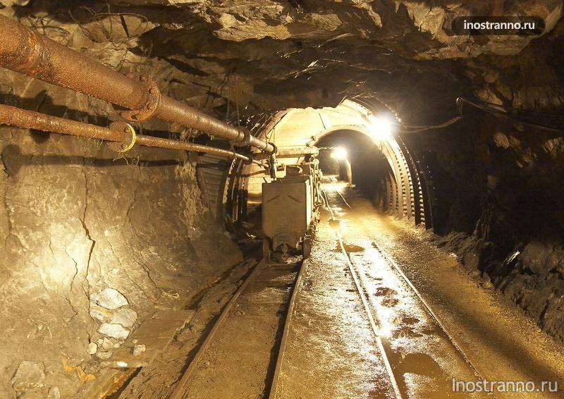 Графитовый рудник