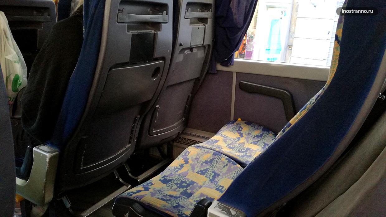 Автобус из аэропорта Рима в центр