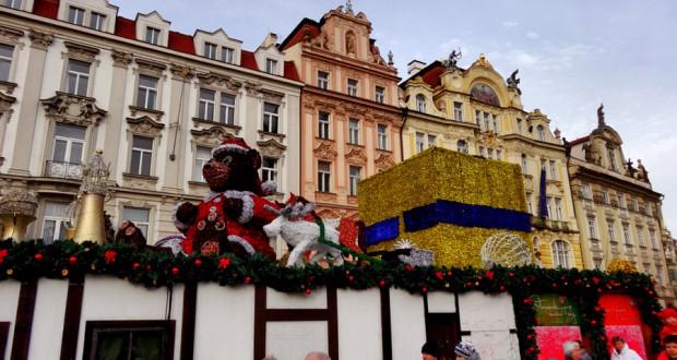 Где встретить Новый год 2018 в Праге?