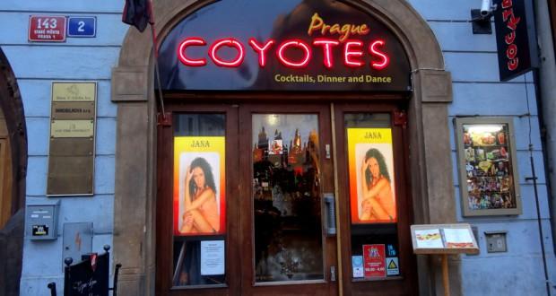 Лучшие бары Праги
