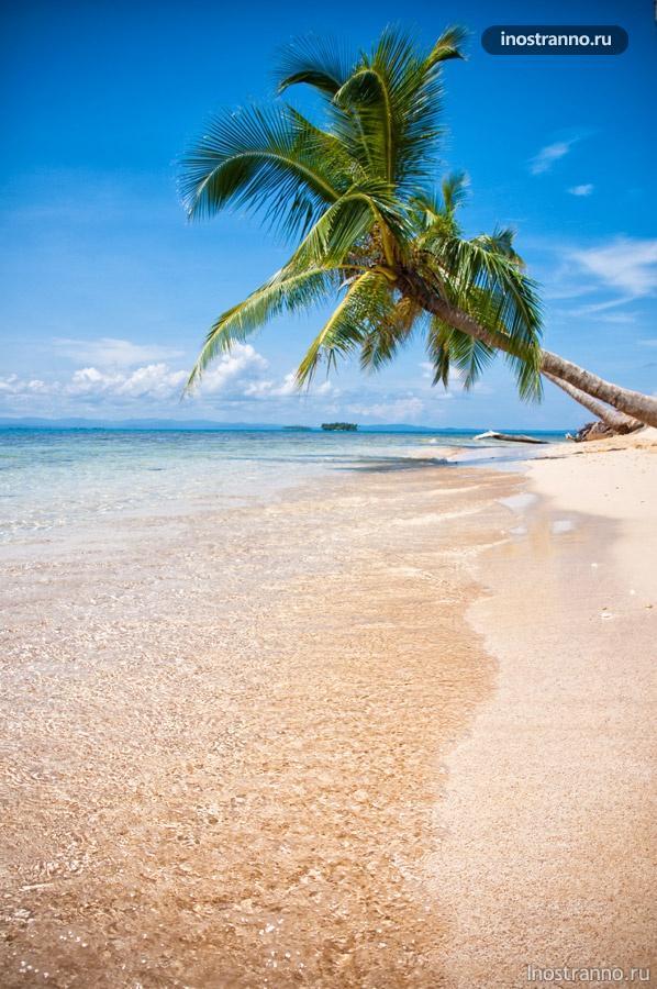 острова гуна яла сан блас карибы