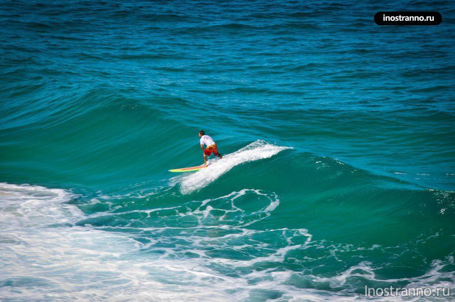 серфинг рио-де-жанейро