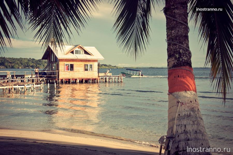 карибская деревня бокас-дель-торо