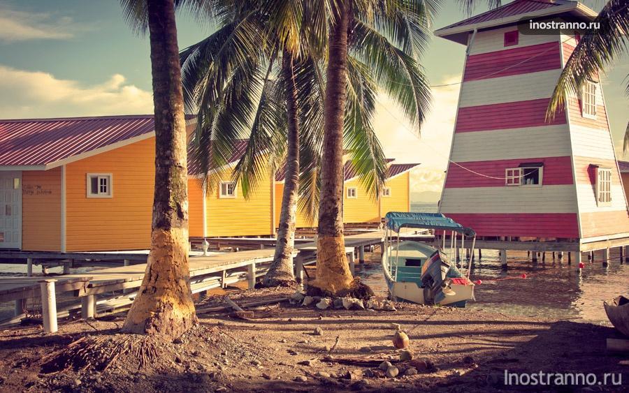 карибский стиль бокас-дель-торо