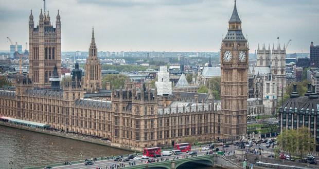 London Eye: такого Лондона вы еще не видели