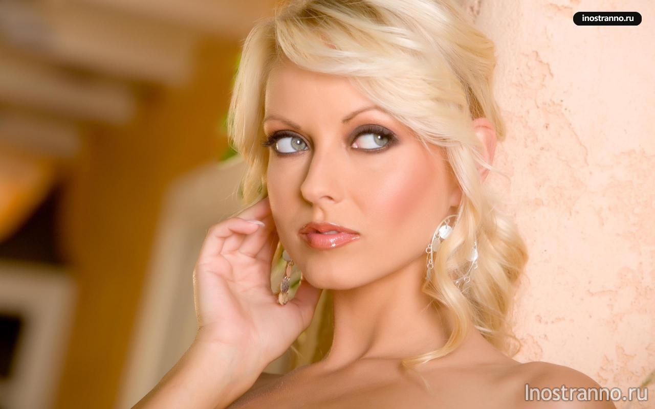 Сабрина блонд на кастинге вудмана 8 фотография
