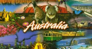 Обмен открытками по всему миру