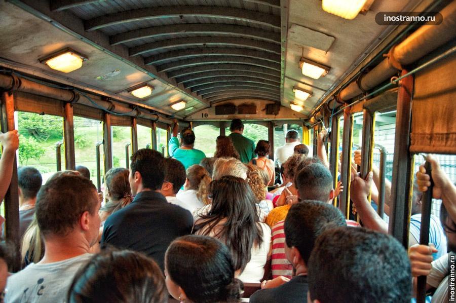 трамвай рио