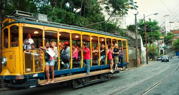 Санта-Тереза – богемная сторона Рио-де-Жанейро