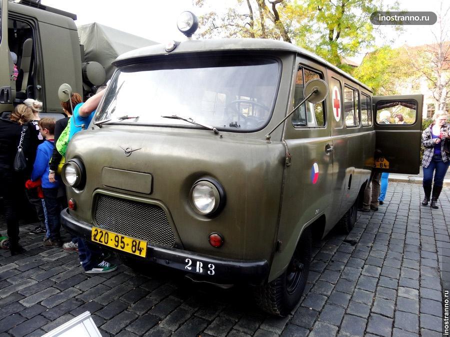 УАЗ-452 «Буханка»