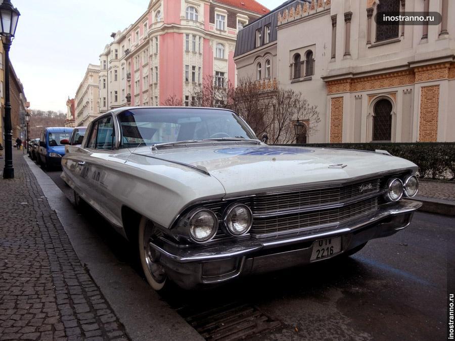 Американский автомобиль - Cadillac