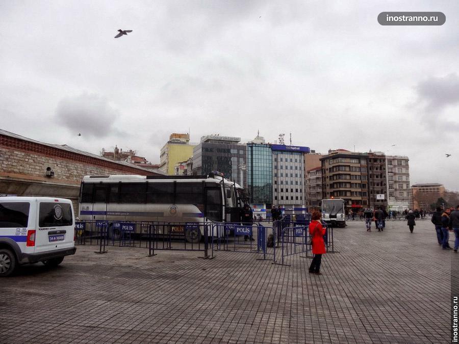 Полиция в Турции