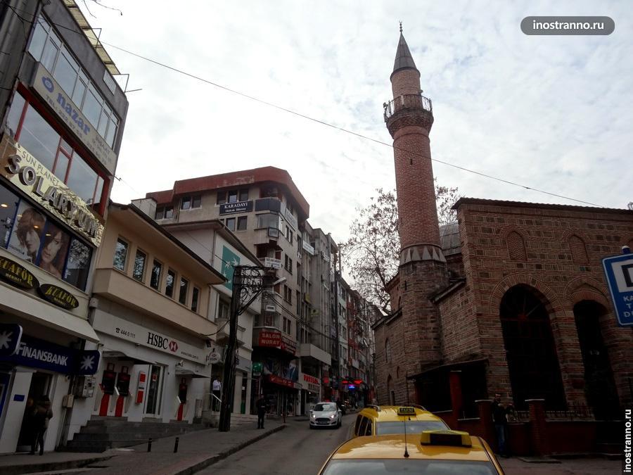 Достопримечательности Бурсы - мечеть