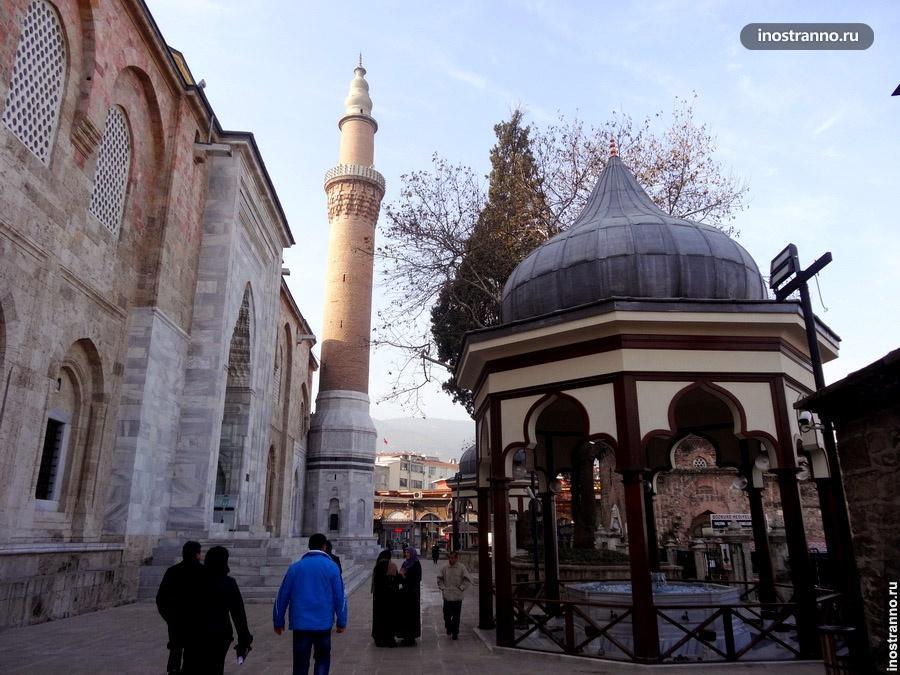 Мечеть Улу-Джами в Турции
