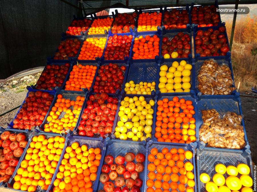 Турецкие мандарины