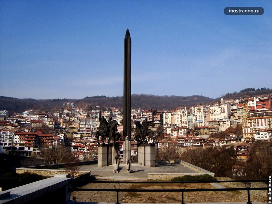 памятник асеням