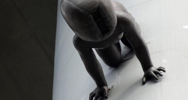 Давид Черный и его скульптуры
