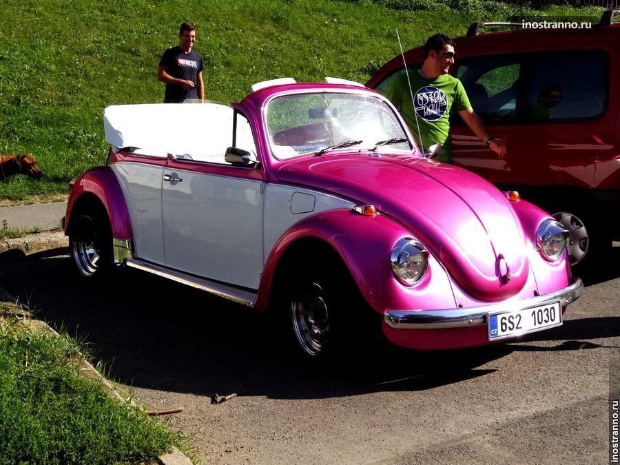 Volkswagen Beetle тюнинг