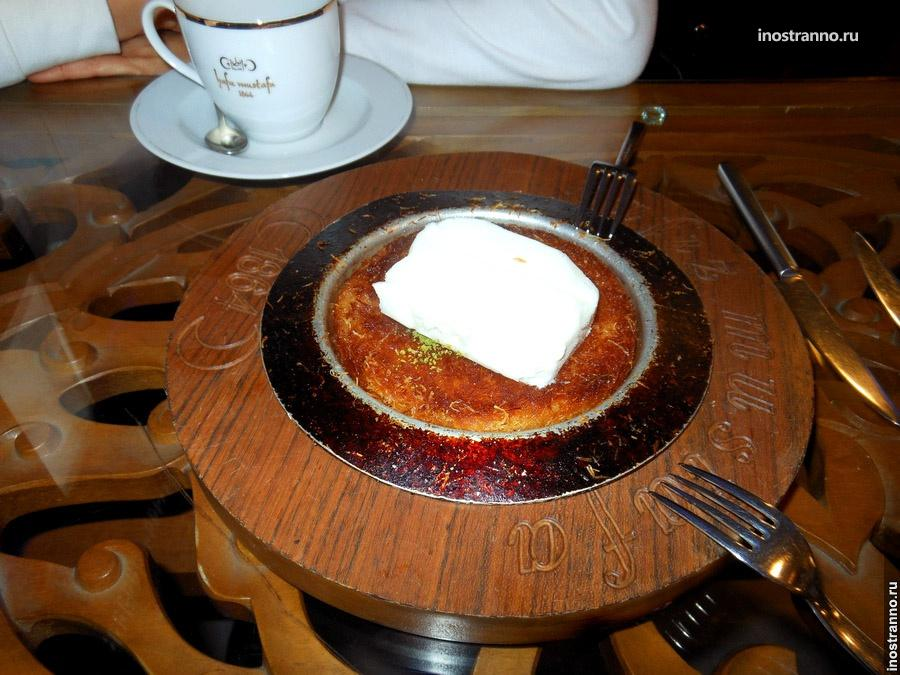 турецкая сладость