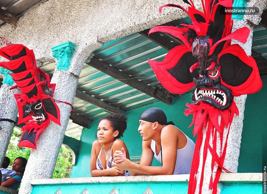 фестиваль дьяблос конгос портобело