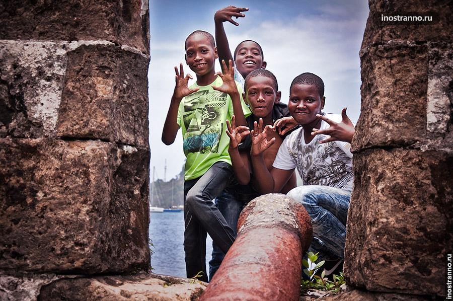 дети портобело панама