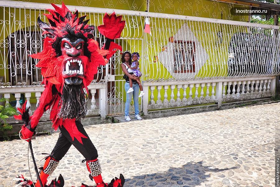 фестиваль дьяблос и конгос портобело