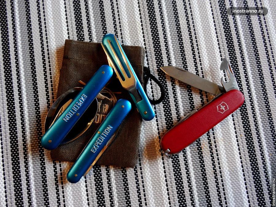 швейцарский нож - подарок