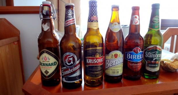 Чешское пиво градусы