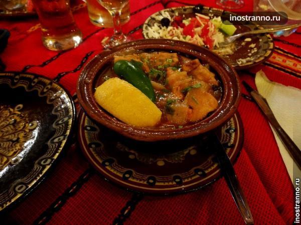 Болгарская кухня