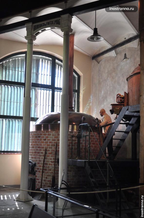 История пива и пивоварения в г. Пльзень