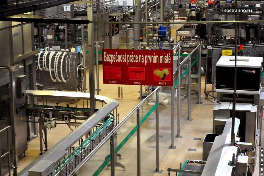 Пивоварня Pilsner Urquell