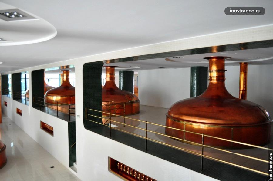 Лагерные танки для пива