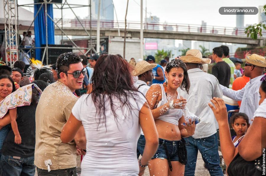 панамский карнавал