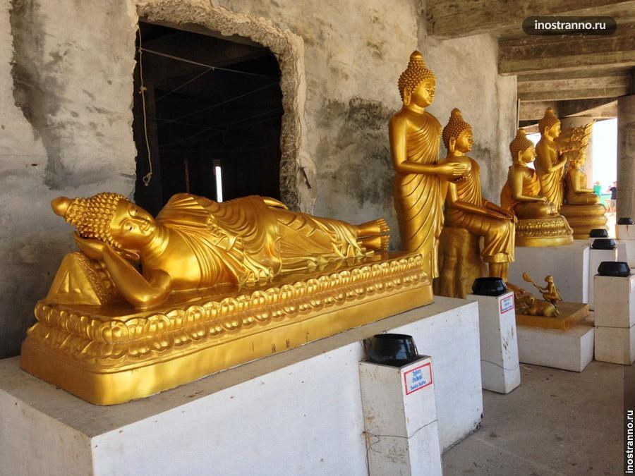 большой будда пхукет таиланд