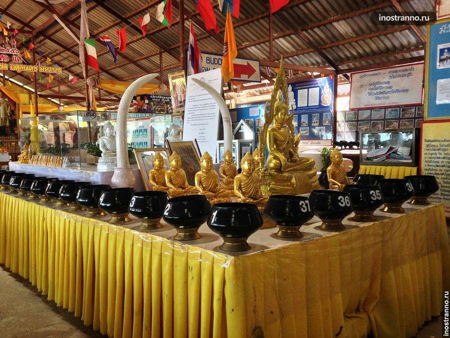 храм большого будды пхукет