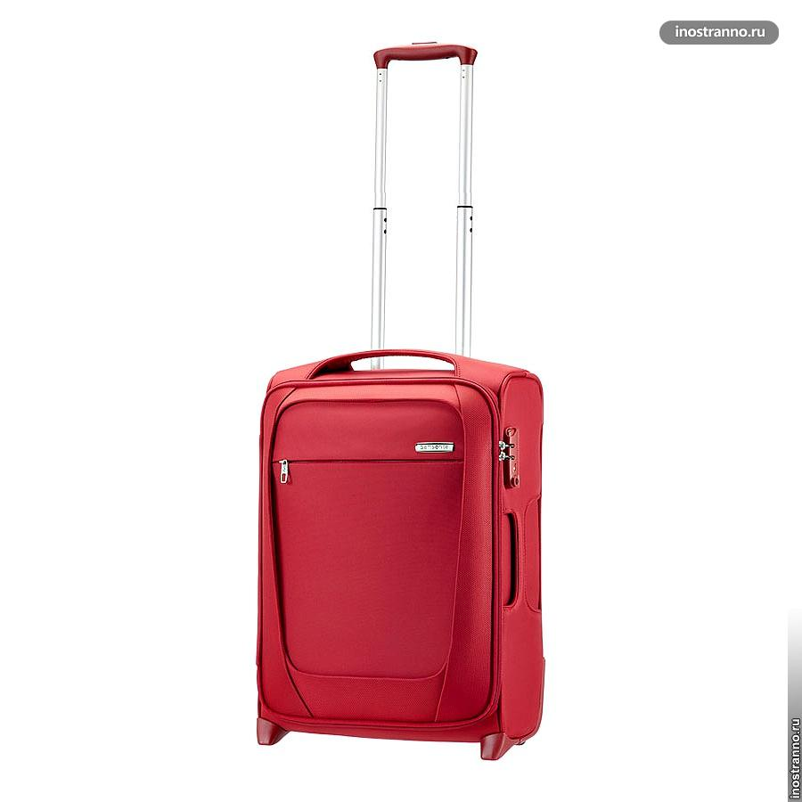Чемодан для ручной клади Samsonite