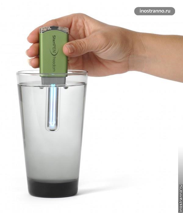 Устройство для очистки воды SteriPEN