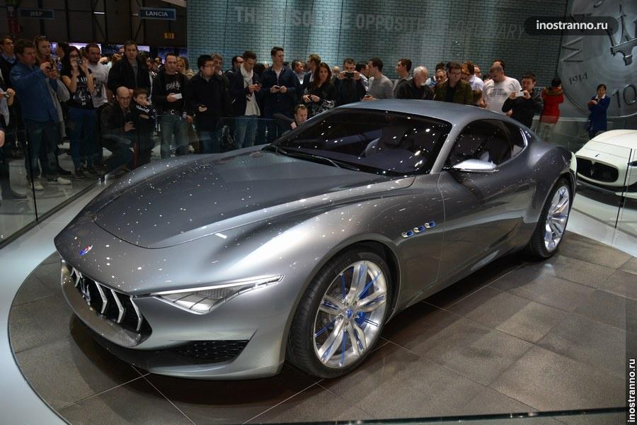 Maserati Alfieri Coupe