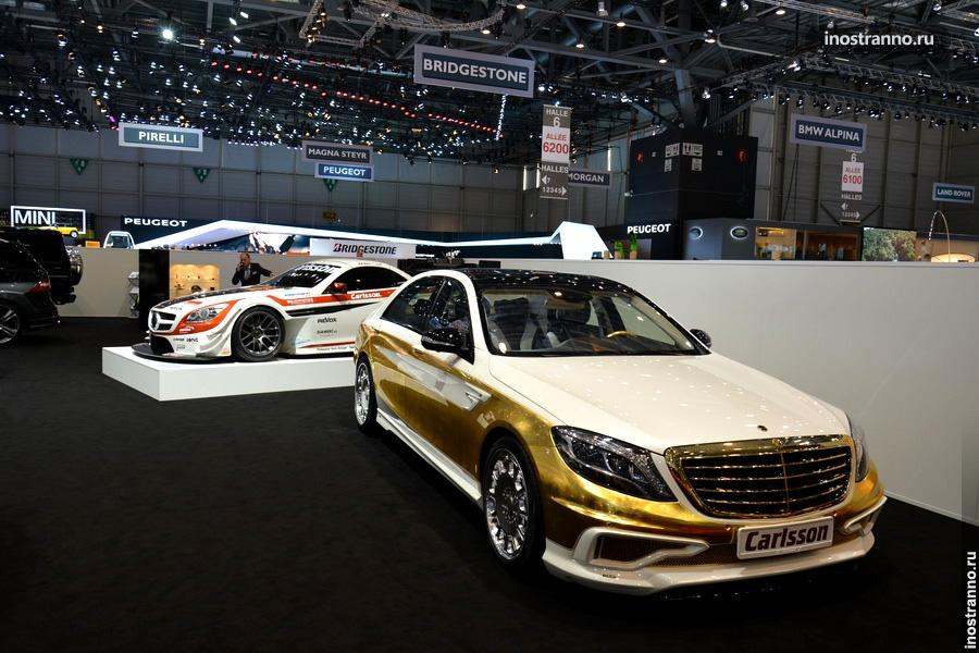 Carlsson Mercedes S