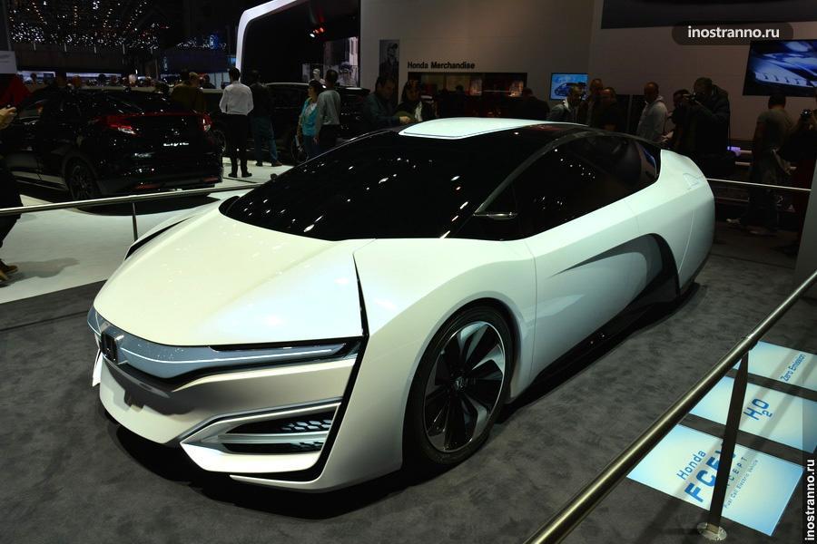 Концепт кар Honda FCEV Concept