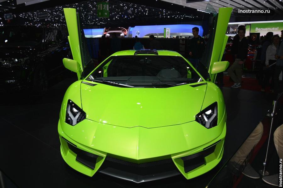 Тюнинг Lamborghini Aventador от FAB Design