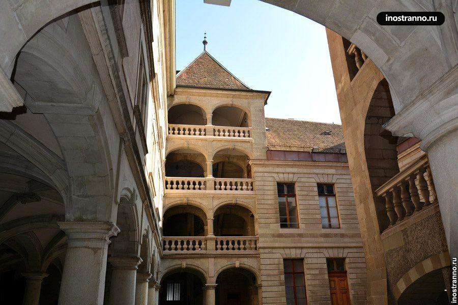 здание мэрии
