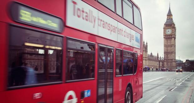 Лондон за один день - маршрут по городу