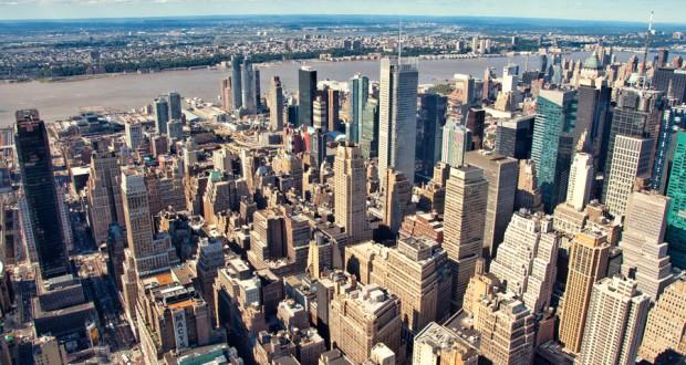 Символ Нью-Йорка — Эмпайр-стейт-билдинг