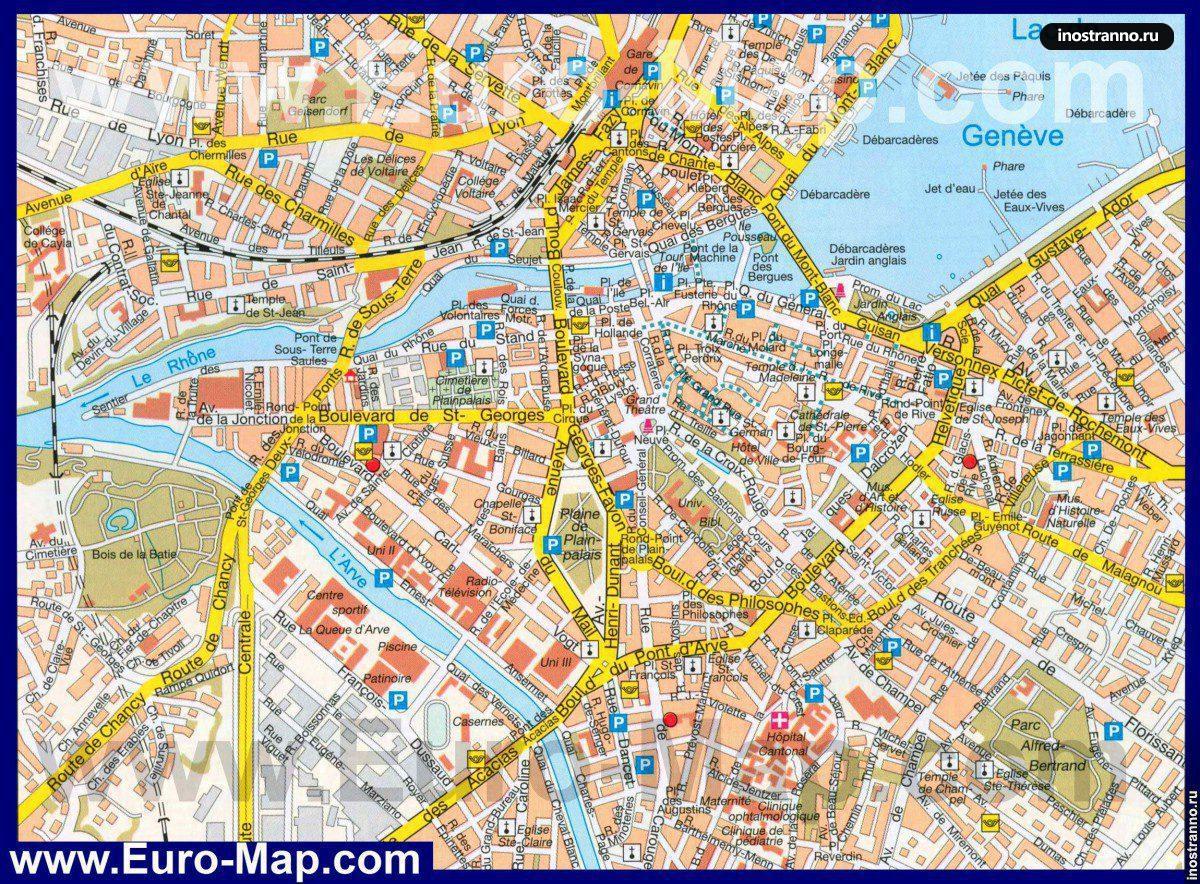 Карта | Truskavich.com
